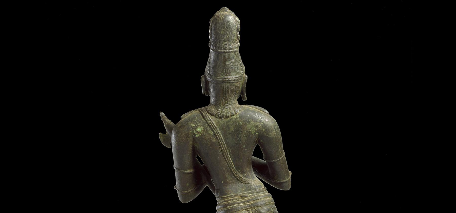 FIGURE OF THE SAINT CHANDIKESHVARA | Ashmolean Museum