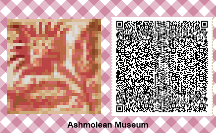 Animal Crossing Artwork – Tile by William de Morgan