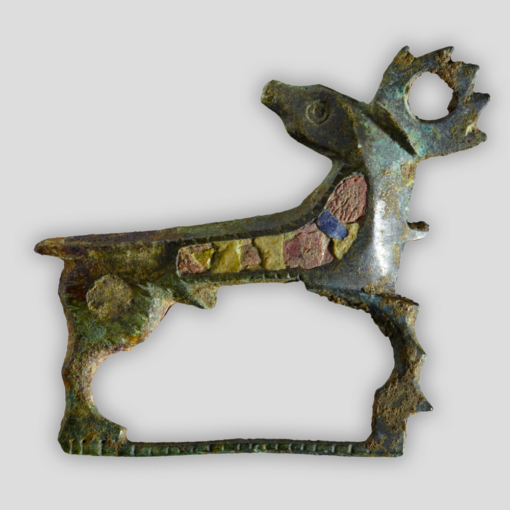 Bronze Brooch