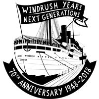 windrush years logo