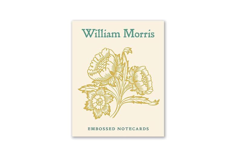 ashmolean shop william morris cards 2021