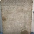 Inscribed slab of stone with a dedication to a pug