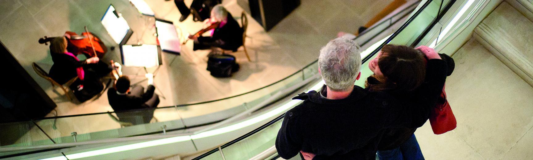 Patrons of the Ashmolean Museum – Music in the Atrium