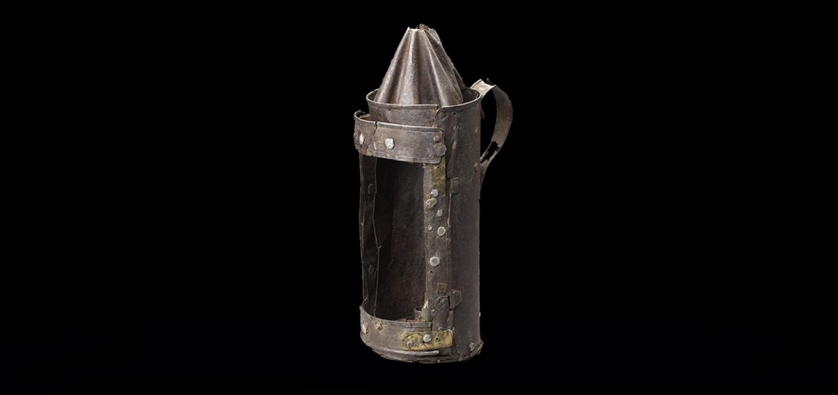 Guy Fawkes' lantern – The Ashmolean Story Gallery - Press Images