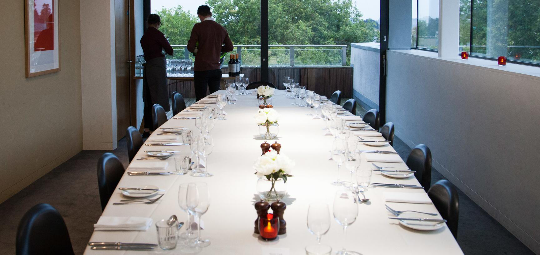 Ashmolean venue hire - Director's Boardroom
