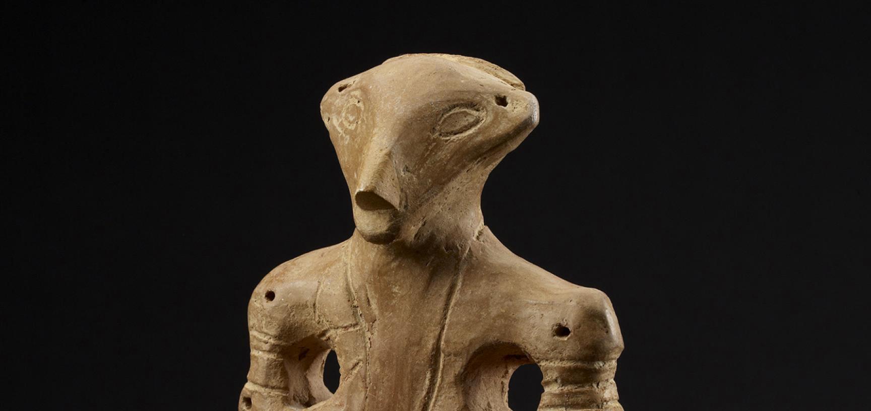 European Prehistory at the Ashmolean Museum