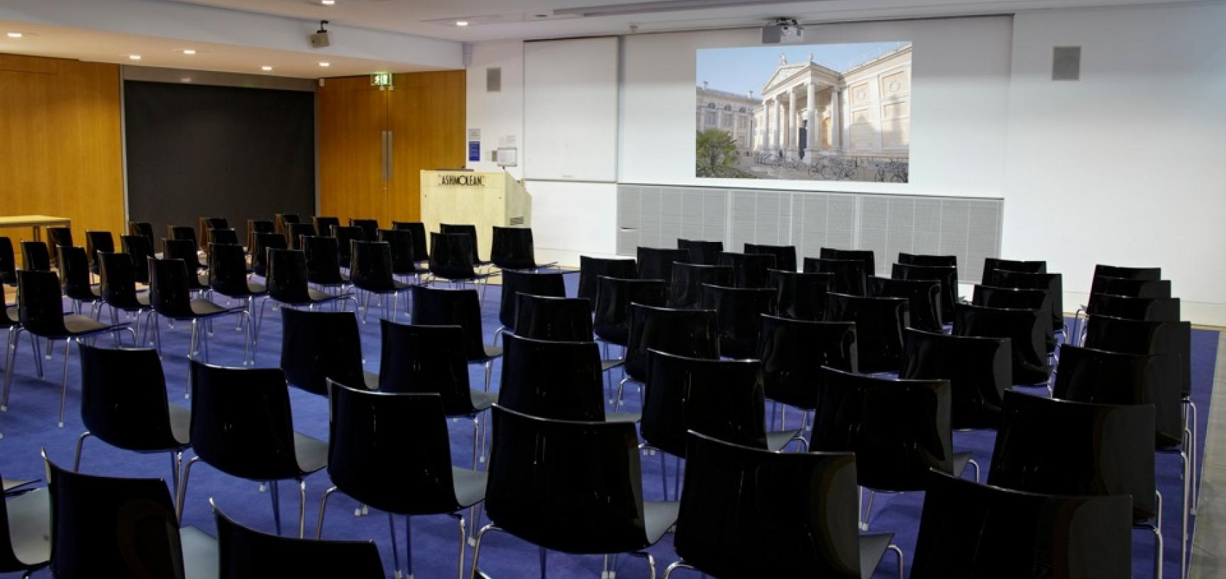 Ashmolean Venue Hire - Headley Lecture Theatre