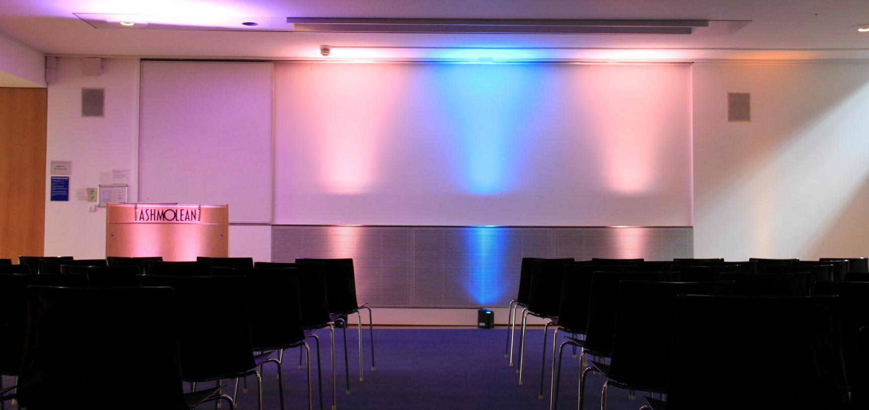 Ashmolean Venue Hire - Headley Lecture Theatre