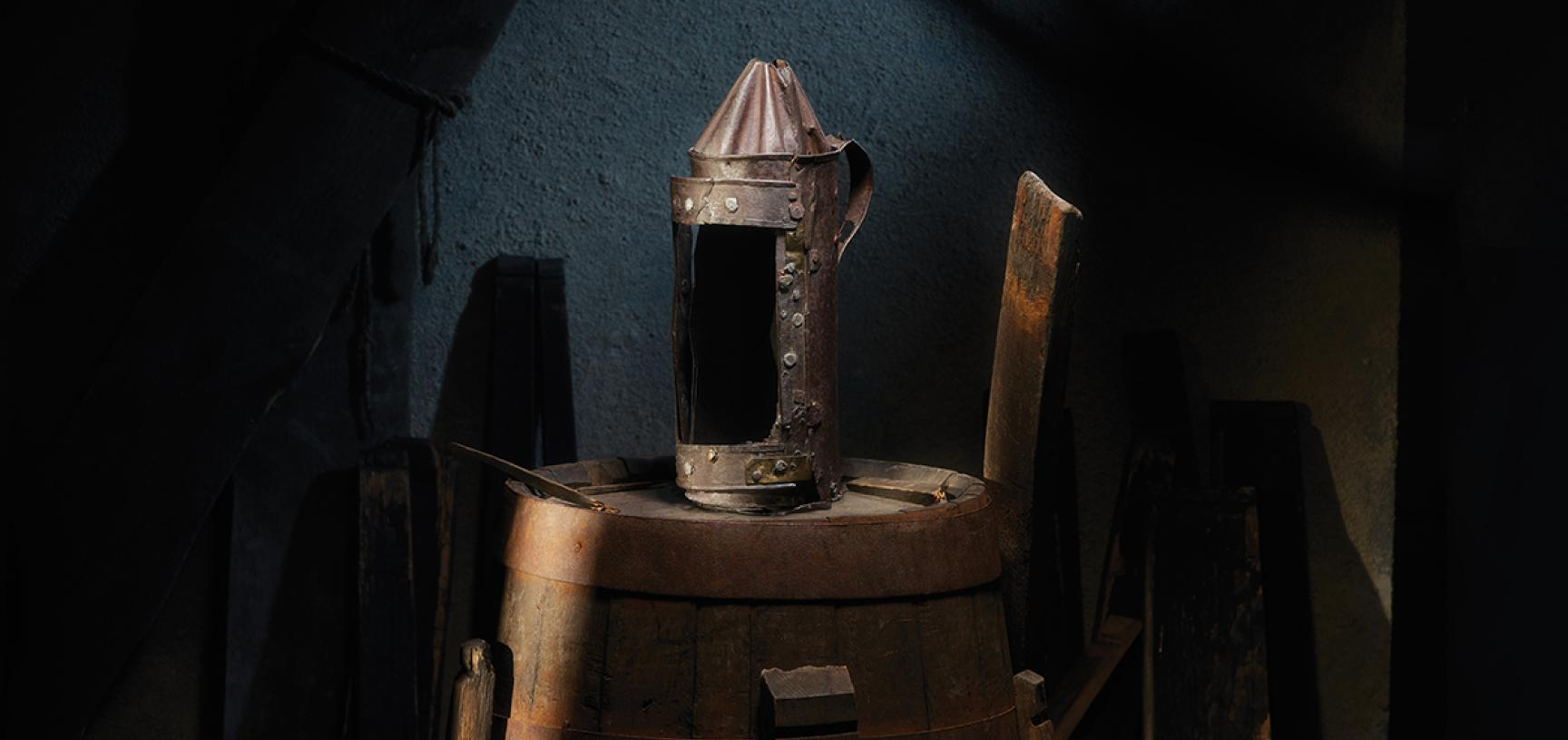 Guy Fawkes Lantern, 17th Century