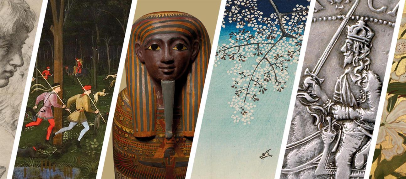 Ashmolean Online Collections 2020