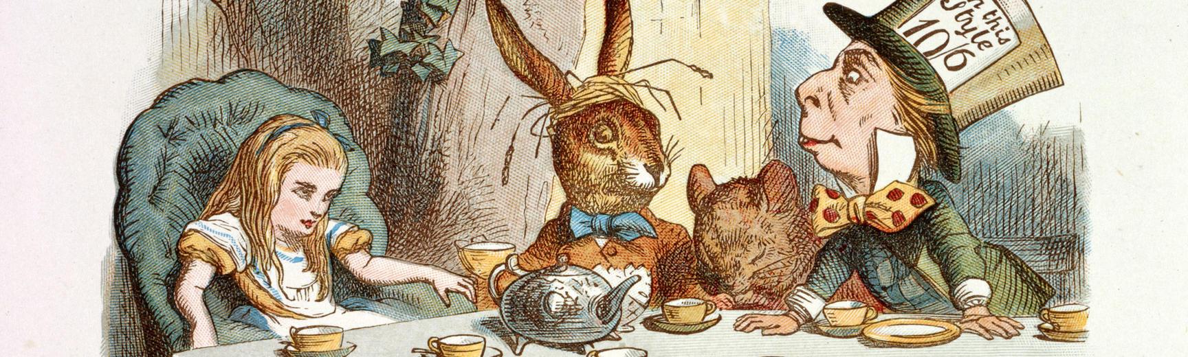 Alice in Wonderland – Mad Hatter's Tea Party