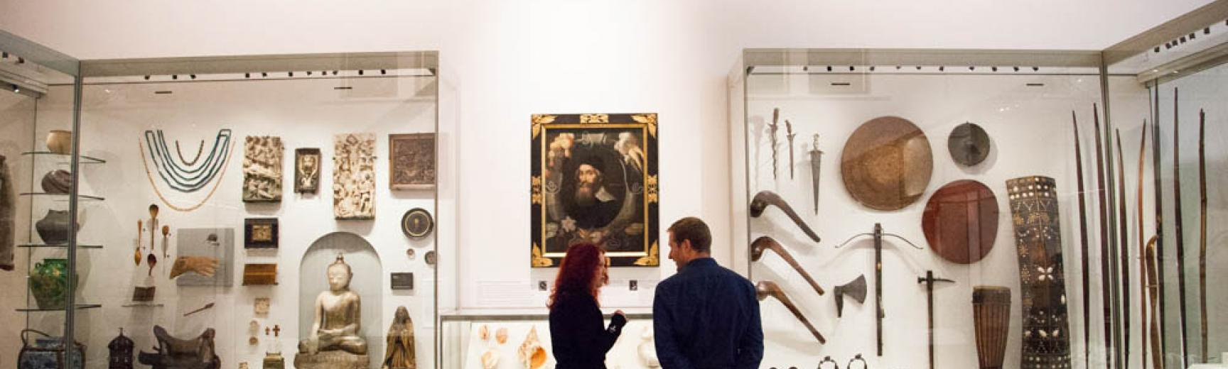 Ashmolean Museum Gallery 2 – The Ashmolean Story