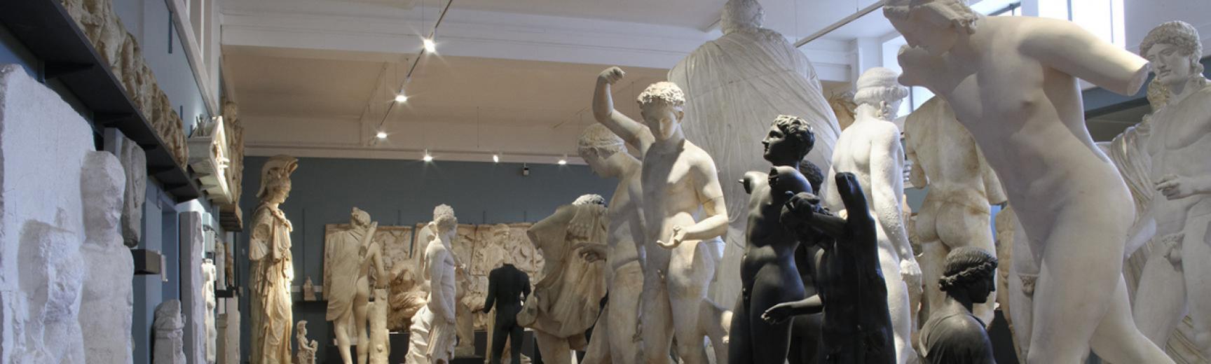 Ashmolean Museum Lower Cast Gallery