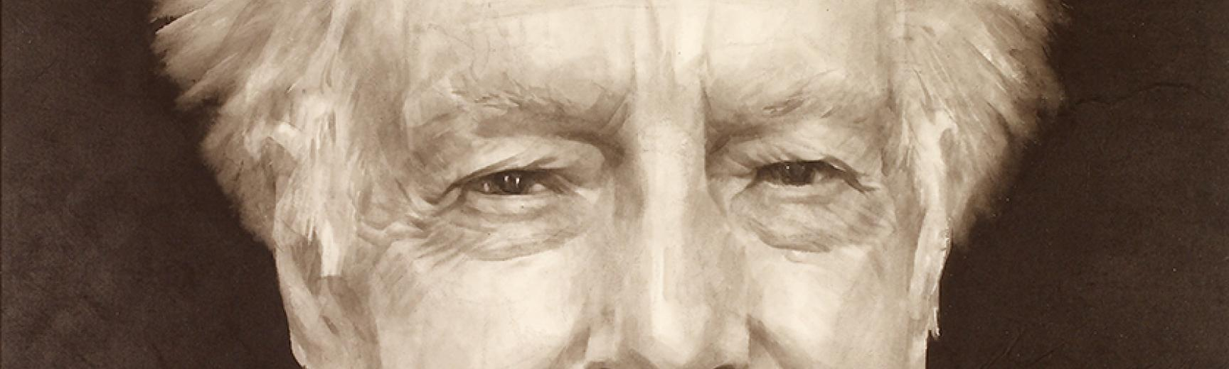 Portrait of Michael Sullivan