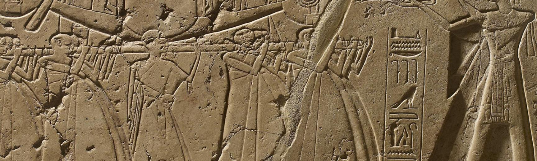 EGYPT IN THE AGE OF EMPIRES at the Ashmolean
