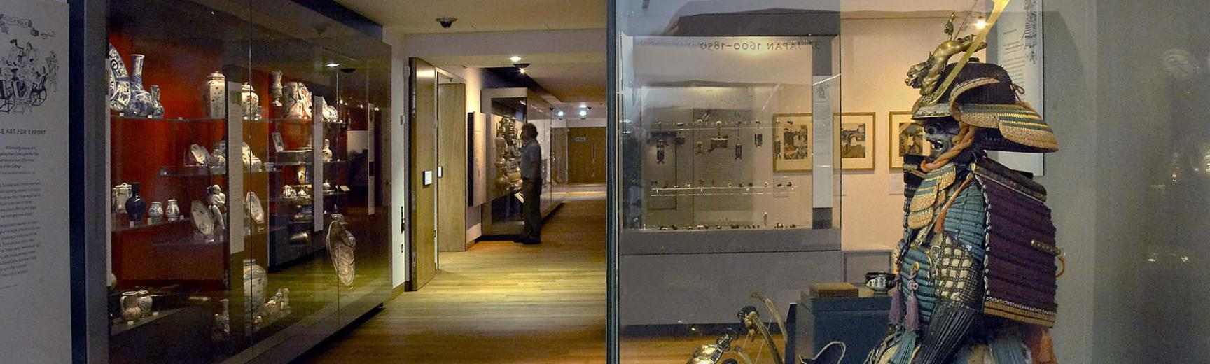 Japan Gallery at the Ashmolean Museum