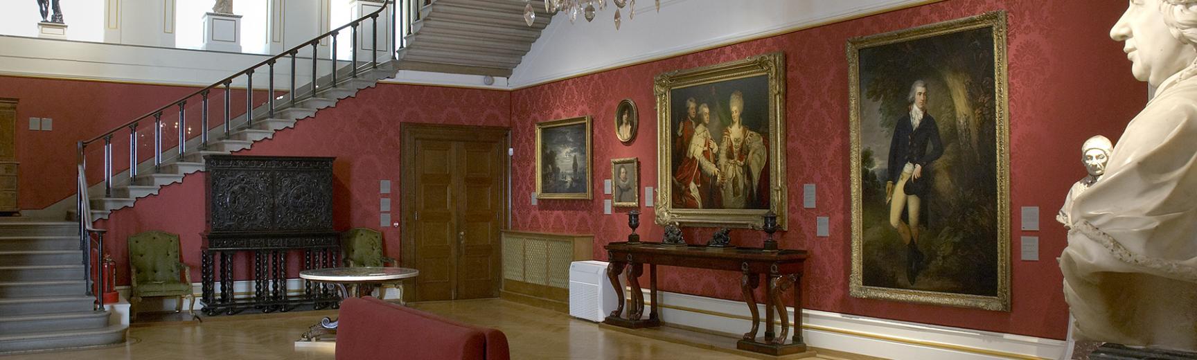 Mallett Gallery at the Ashmolean Museum
