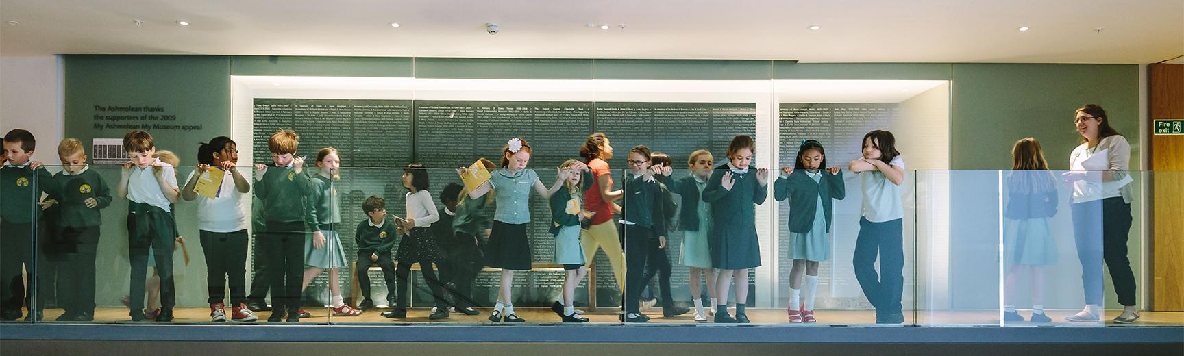 learn primary schools ashmolean