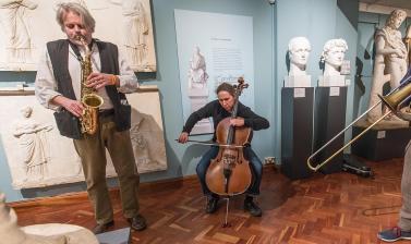 Ashmolean Venue Hire – Music in the Cast Gallery
