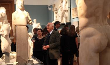 Ashmolean Venue Hire – Corporate Event in the Cast Gallery