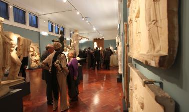 Ashmolean Venue Hire – Corporate Event in the Cast Gallery
