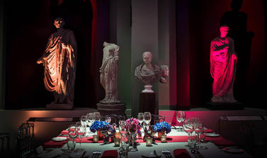 Ashmolean Venue Hire – Randolph Sculpture Gallery
