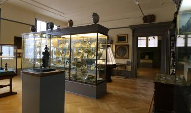 ARTS OF THE RENAISSANCE Gallery at the Ashmolean Museum
