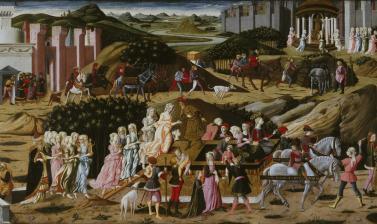 EARLY ITALIAN ART at the Ashmolean Museum