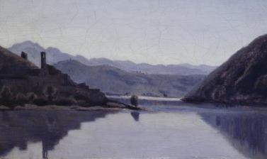 LANDSCAPE OIL SKETCHES at the Ashmolean Museum