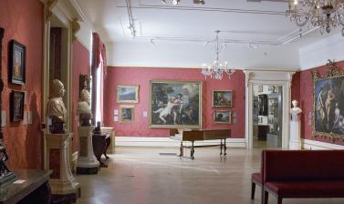 Mallett Gallery at the Ashmolean Museum