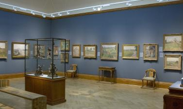 PISSARRO Impressionists Modern Art Gallery at the Ashmolean