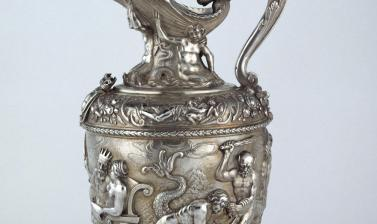 Silver at the Ashmolean Museum