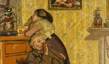 Ennui by Walter Richard Sickert