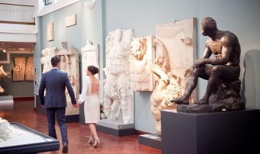 Ashmolean Venue Hire – Wedding in the Cast Gallery