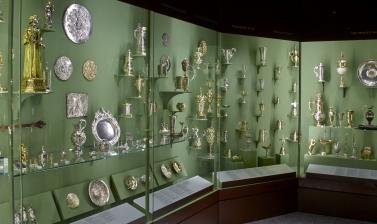 Ashmolean Museum European Goldsmiths Work Gallery