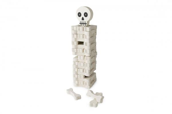 Ashmolean Shop – Bones Jenga Game