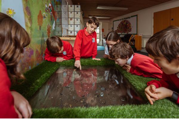 Watlington Primary School display