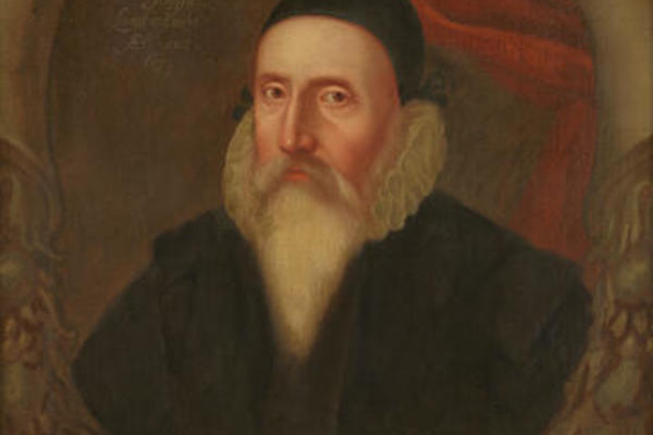 WA1898.18 Anonymous British, John Dee (1527 - 1608)
