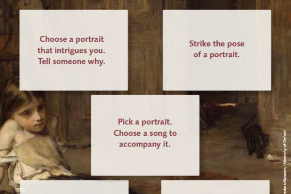 10 things to do with a portrait