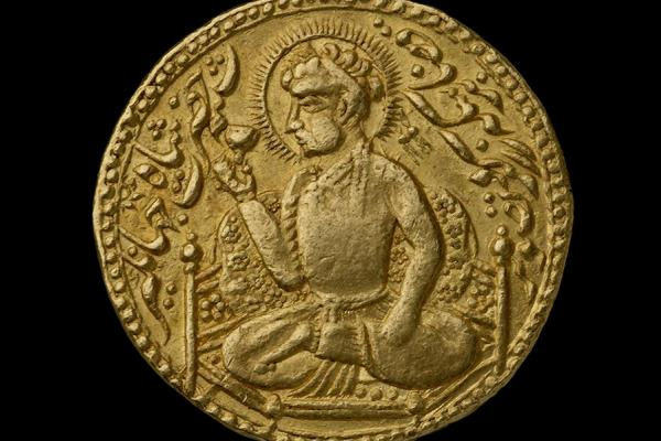 Coin of Emperor Jahanigir
