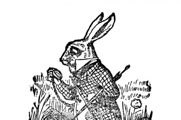 white_rabbit ashmolean