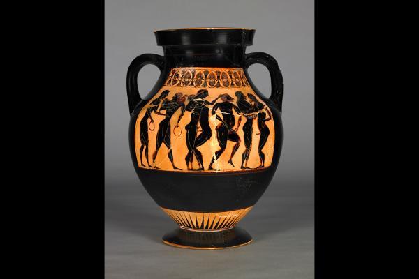 Amphora © Trustees of the British Museum