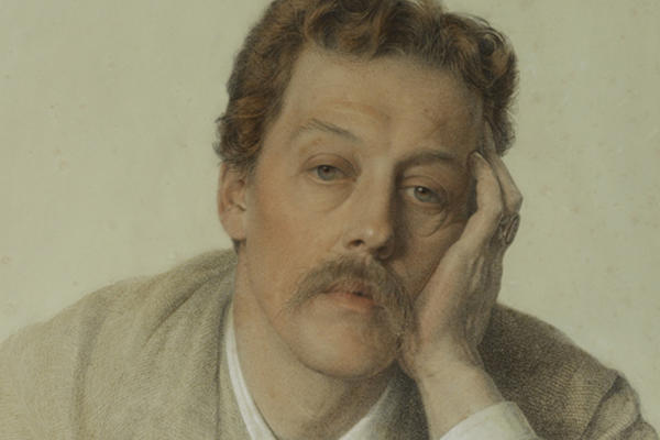 Frederick Sandys, Charles Augustus Howell