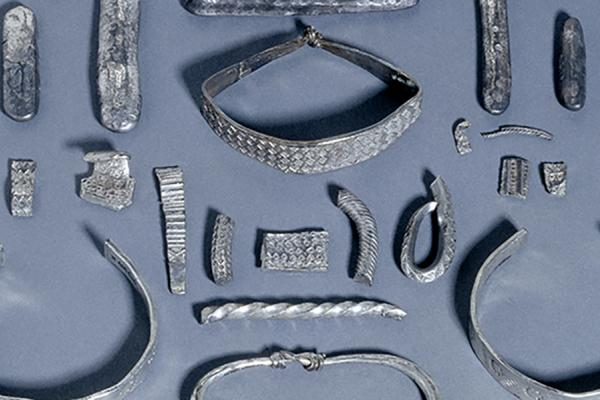 the cuerdale hoard at the ashmolean museum