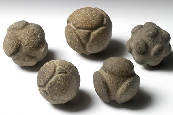 stone balls ashmolean