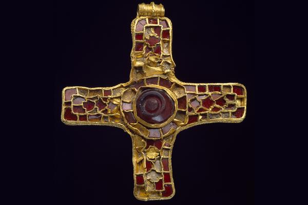 the holderness cross ashmolean