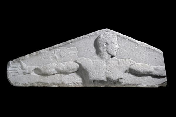 the metrological relief ashmolean