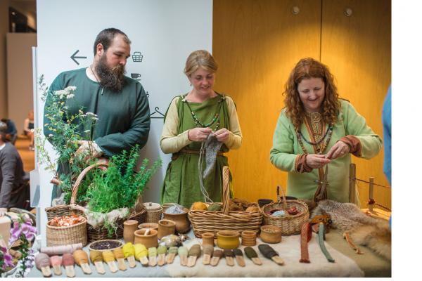anglo saxons and vikings big weekend