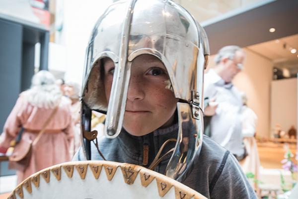 ashmolean anglo saxonandvikingsbigweekendbyianwallman 49