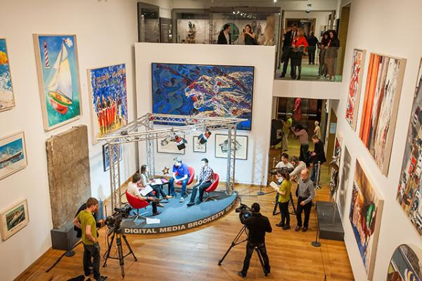 ashmolean live friday by john cairns 14 3 14 30